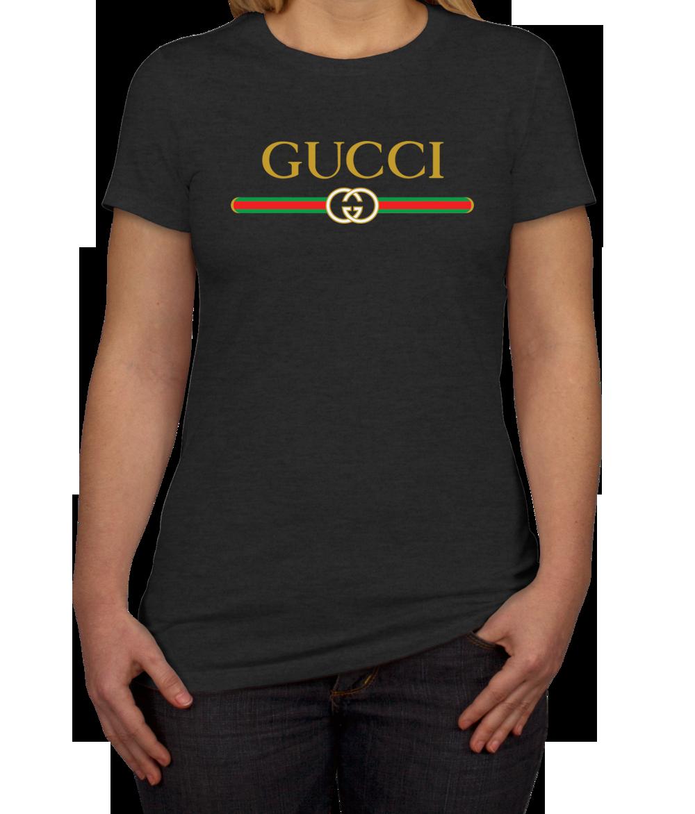 b6cb24d93df Gucci Logo 2019 Women s T-Shirt in 2019