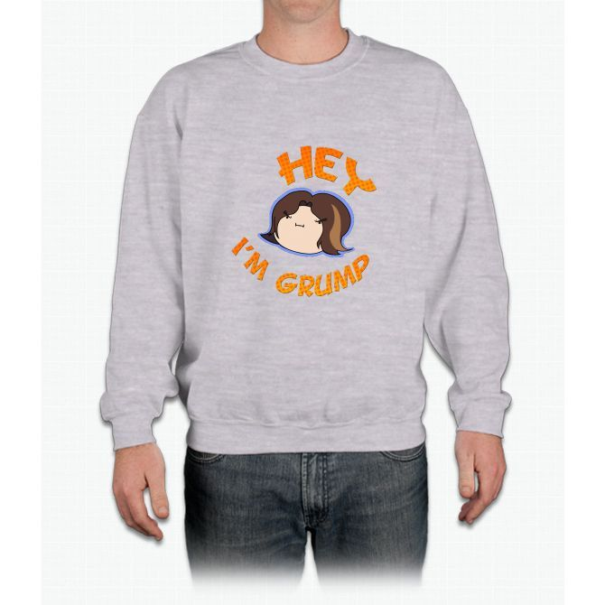 Game Grumps - Hey I'm Grump Crewneck Sweatshirt