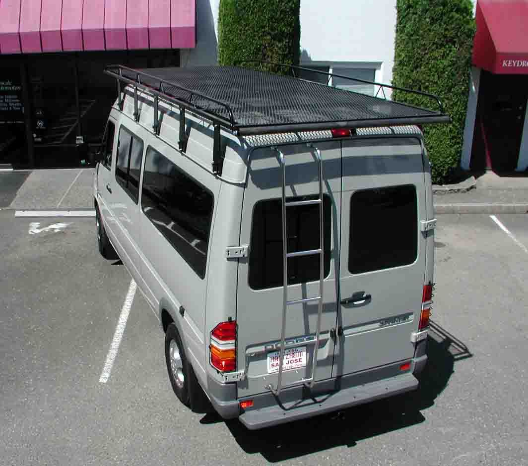 Conversion Van Parts >> Cargo Racks Sprinterstore Com Sprinter Mods Sprinter