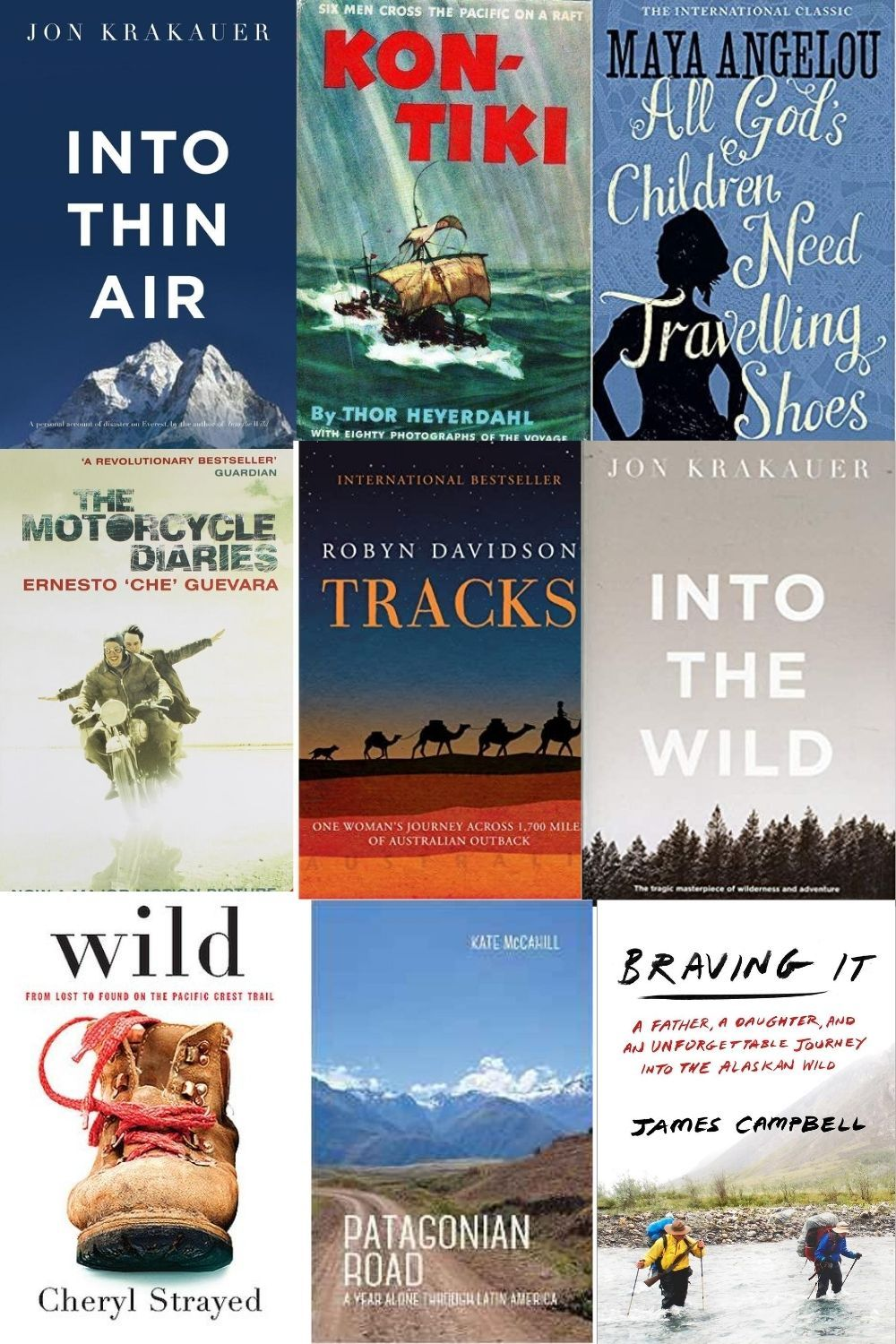 14 Must Read Real Life Travel Storybooks That May Inspire You To Travel Travel Stories Travel Storybook
