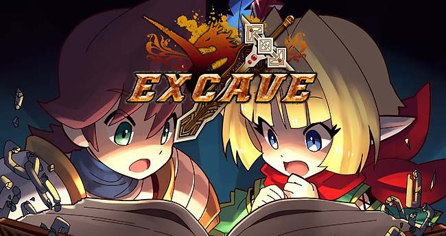 Excave [Decrypted] 3DS (EUR/USA) ROM 3ds
