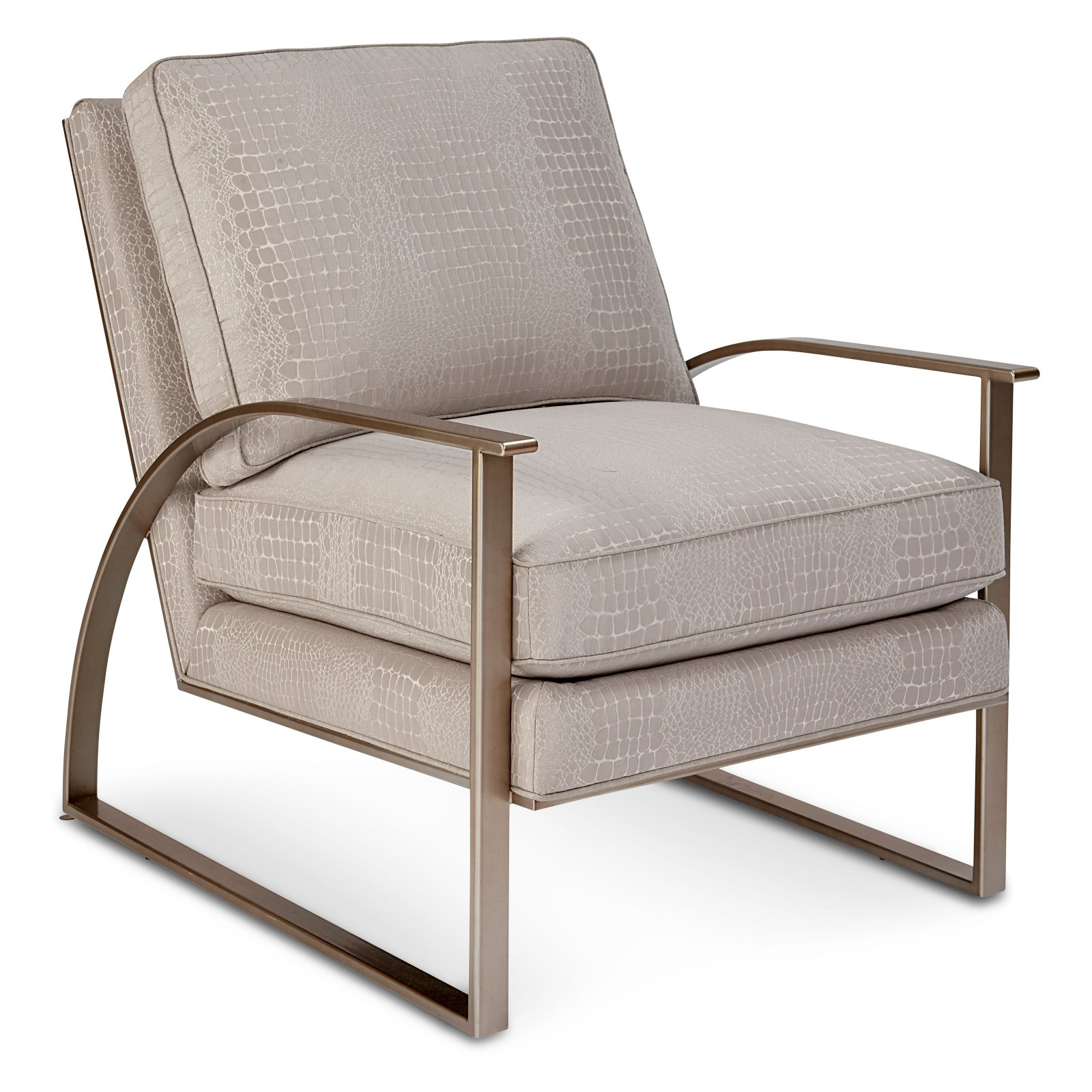 A R T Furniture Cityscapes Bedford Accent Chair Sterling