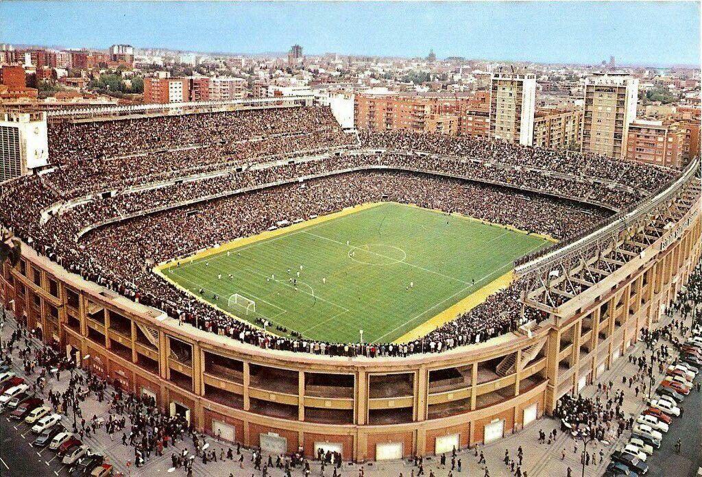 Santiago Bernabeu Estadio, Real Madrid in the 1960s.