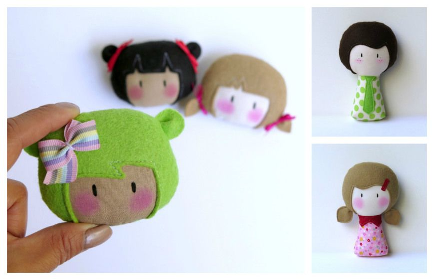 My Teeny-Tiny Dolls | Cook You Some Noodles