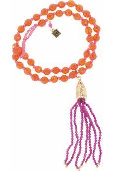 Rosantica Himalaya agate wrap bracelet | NET-A-PORTER