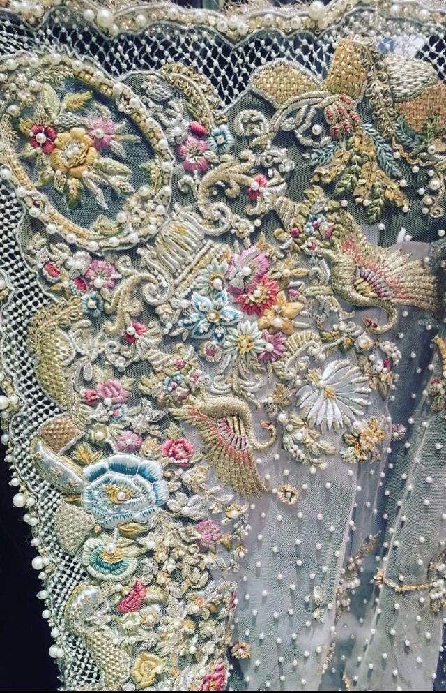 Embroidery by Elan   embroidery embellishments in 2019 ...