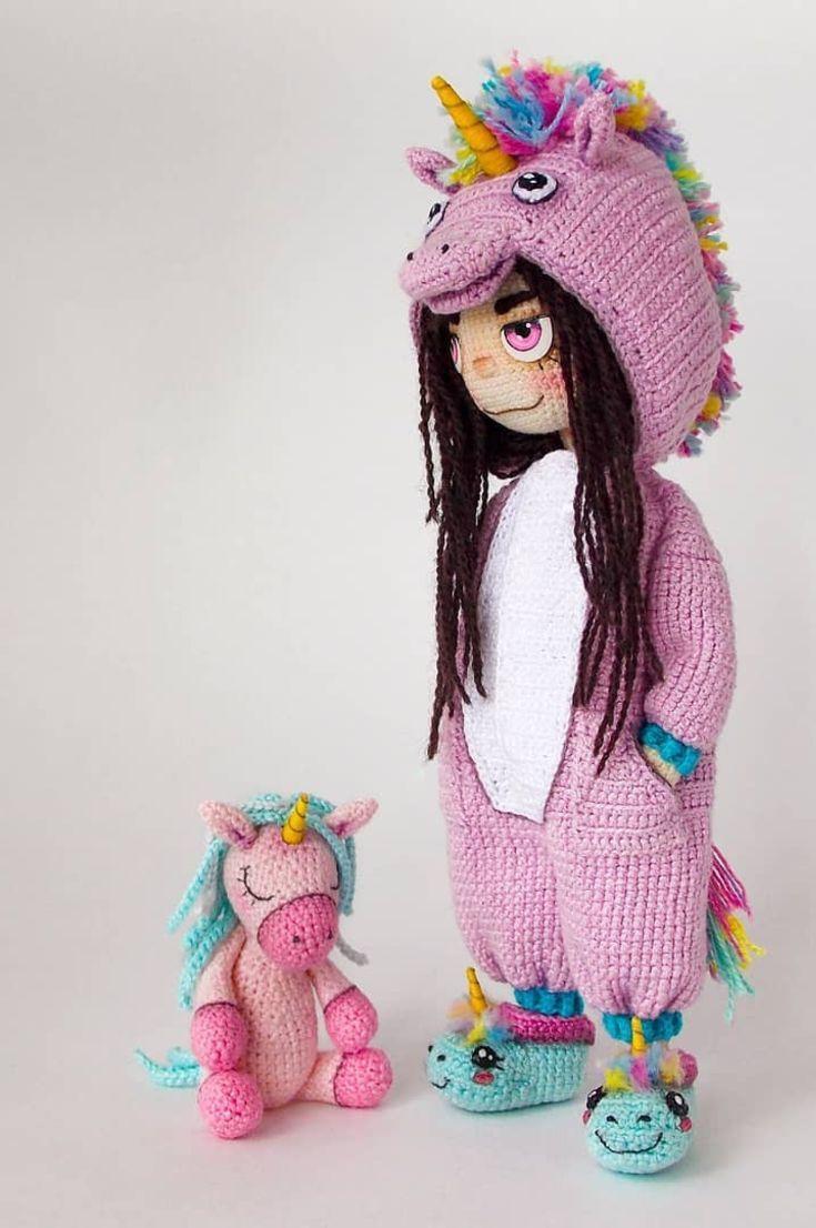 Amigurumi Free Pattern: Cute Crochet Miniature Amigurumi How To 35 New Idea, 2019 - Page 26 of 35 - eeasyknitting. com