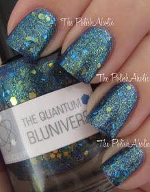 Nerd Lacquer - The Quantum Bluniverse