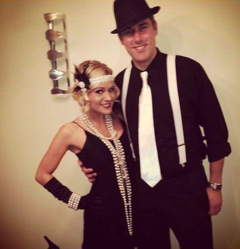 Gatsby Charleston 20er Kostum Selber Machen Haarschnitt