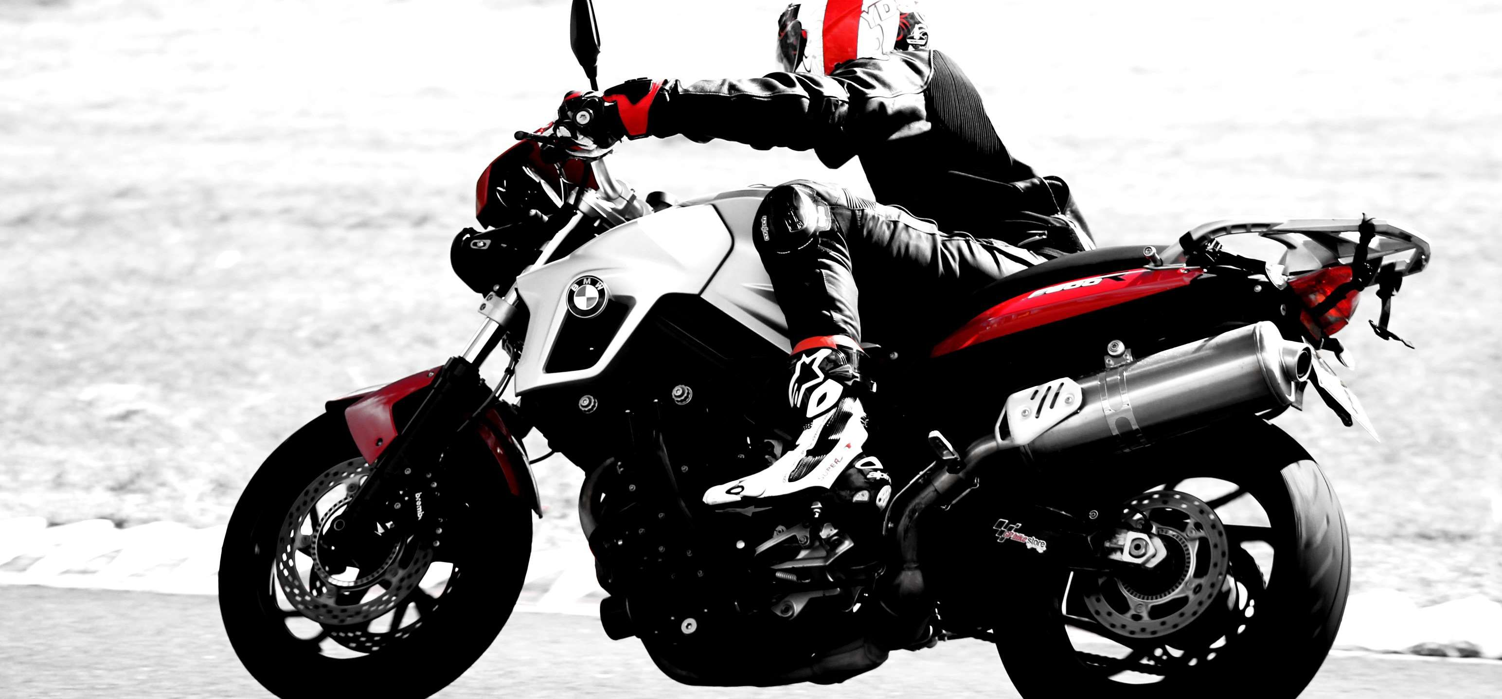Alpinestars Bmw Colombia F800r Motorcycle Racetrack Speed