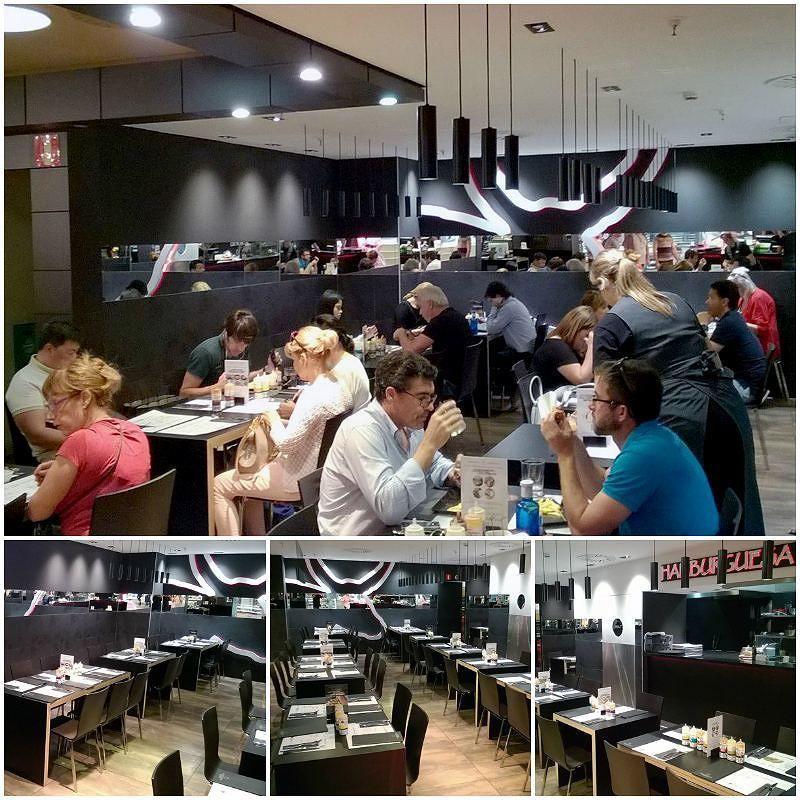 Ya sabes que no podemos estarnos quietos. Siempre pensando cómo hacer que tu #experiencia sea cada día mejor y por eso mismo hemos remodelado nuestro restaurante en el #GourmetExperience de @elcorteingles en #Alicante. No te lo puedes perder. Ven y siéntate... como en casa.  #HamburguesaNostra #instafood #foodiesofinstagram #burgers #ñamñam #yummy #gastrolovers #foodies #hamburguesas