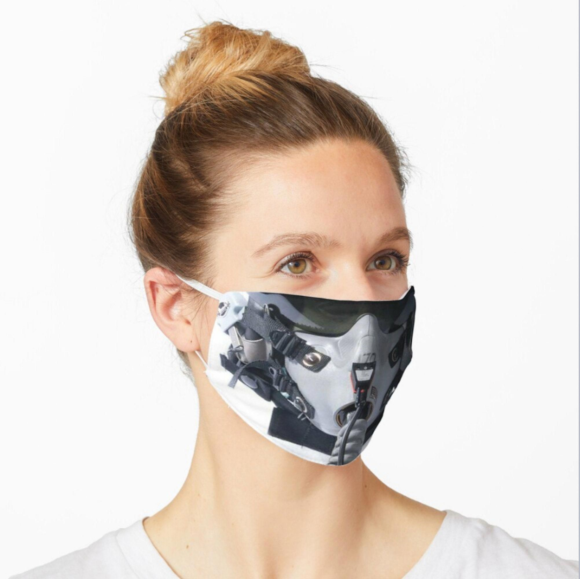 no sew face mask jennifer maker in 2020 Diy face mask