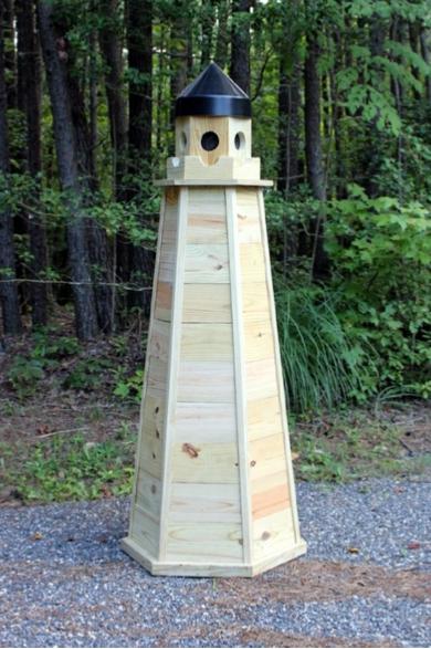 Http Www Chesapeakecrafts Com 5ft Treated Lighthouse Plans Php Cabanon De Jardin Moulin A Vent Bateau En Bois