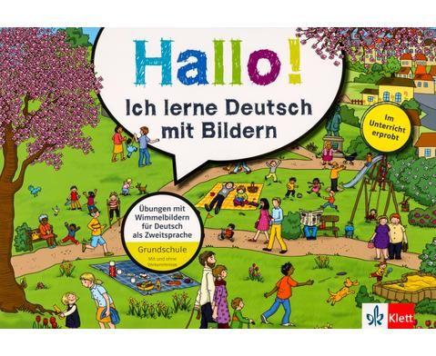 hallo ich lerne deutsch mit bildern deutsch lernen daz deutsch als zweitsprache deutsch. Black Bedroom Furniture Sets. Home Design Ideas