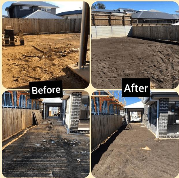 Your turf prep specialists Gas air compressor, Concrete
