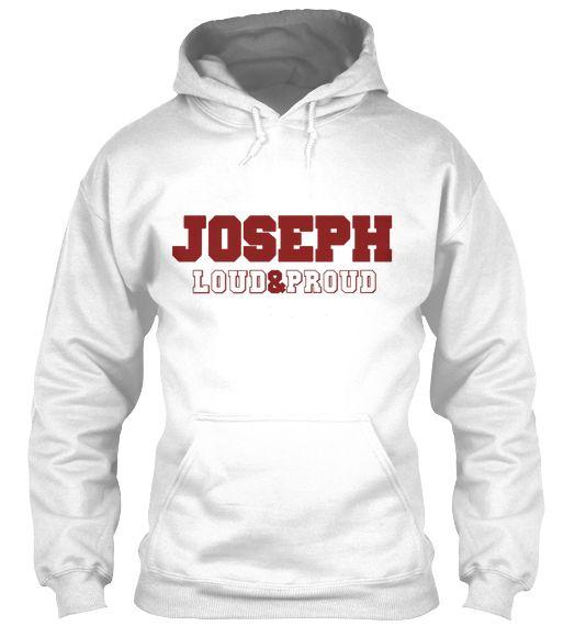 Joseph Loud & Proud (Limited Edition) | Teespring