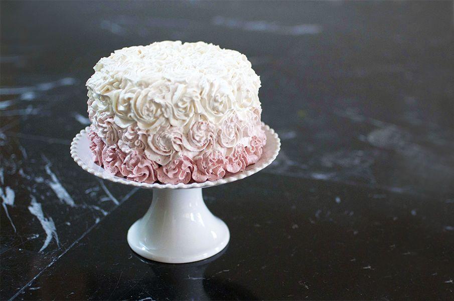 Healthy First Birthday Cake Healthy Vanilla Cake Babys Birthday