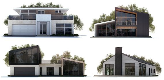 house plans architecture home design dream home ideas new home planning - New Contemporary Home Designs