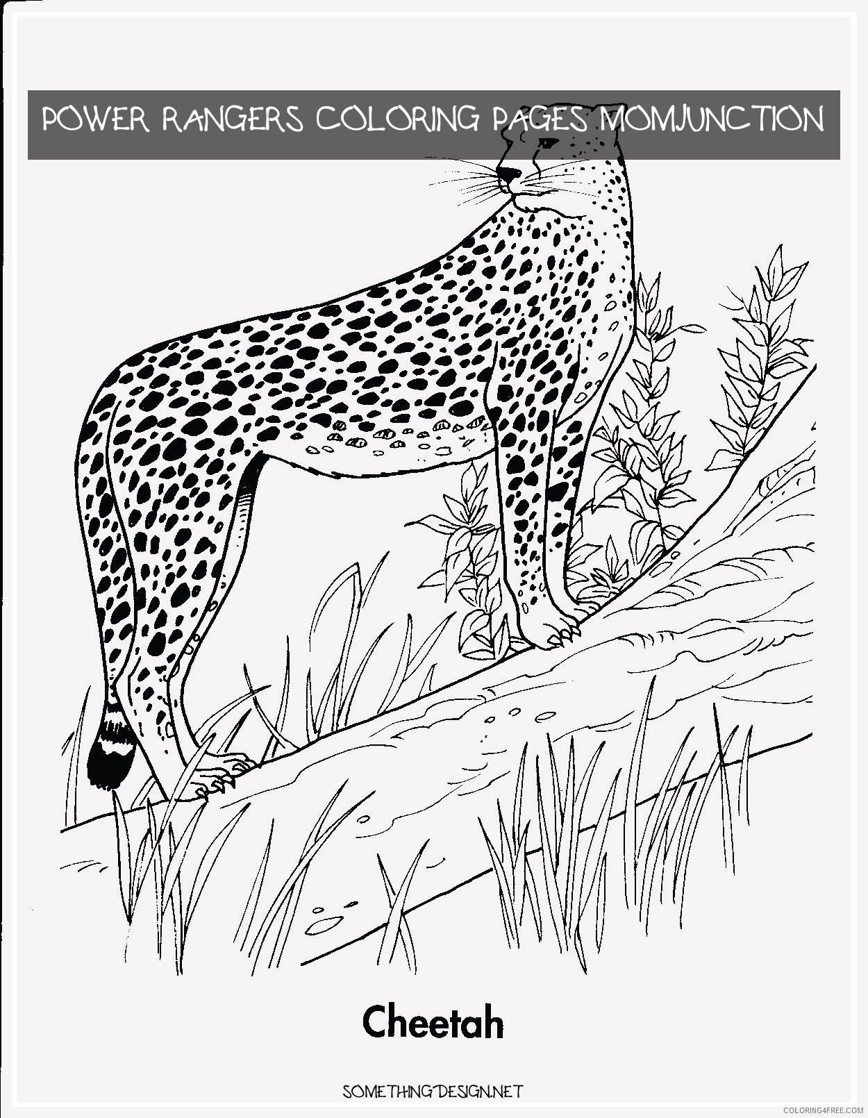14 Power Rangers Coloring Pages Momjunction Power Rangers Coloring Pages Animal Coloring Pages Zoo Animal Coloring Pages