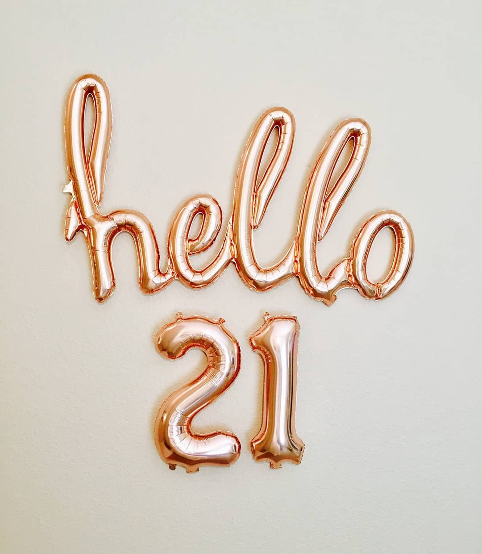 H E L L O 21 Hello21 21years Birthdayqueen Happyday Happybirthday Happybirthday2m 21st Birthday Captions 21st Birthday Wishes 21st Birthday Quotes