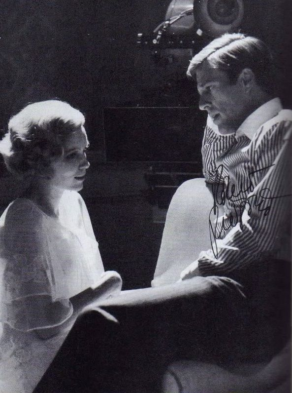 Mia Farrow and Robert Redford in The Great Gatsby | Alexander Pierce's kitchen.