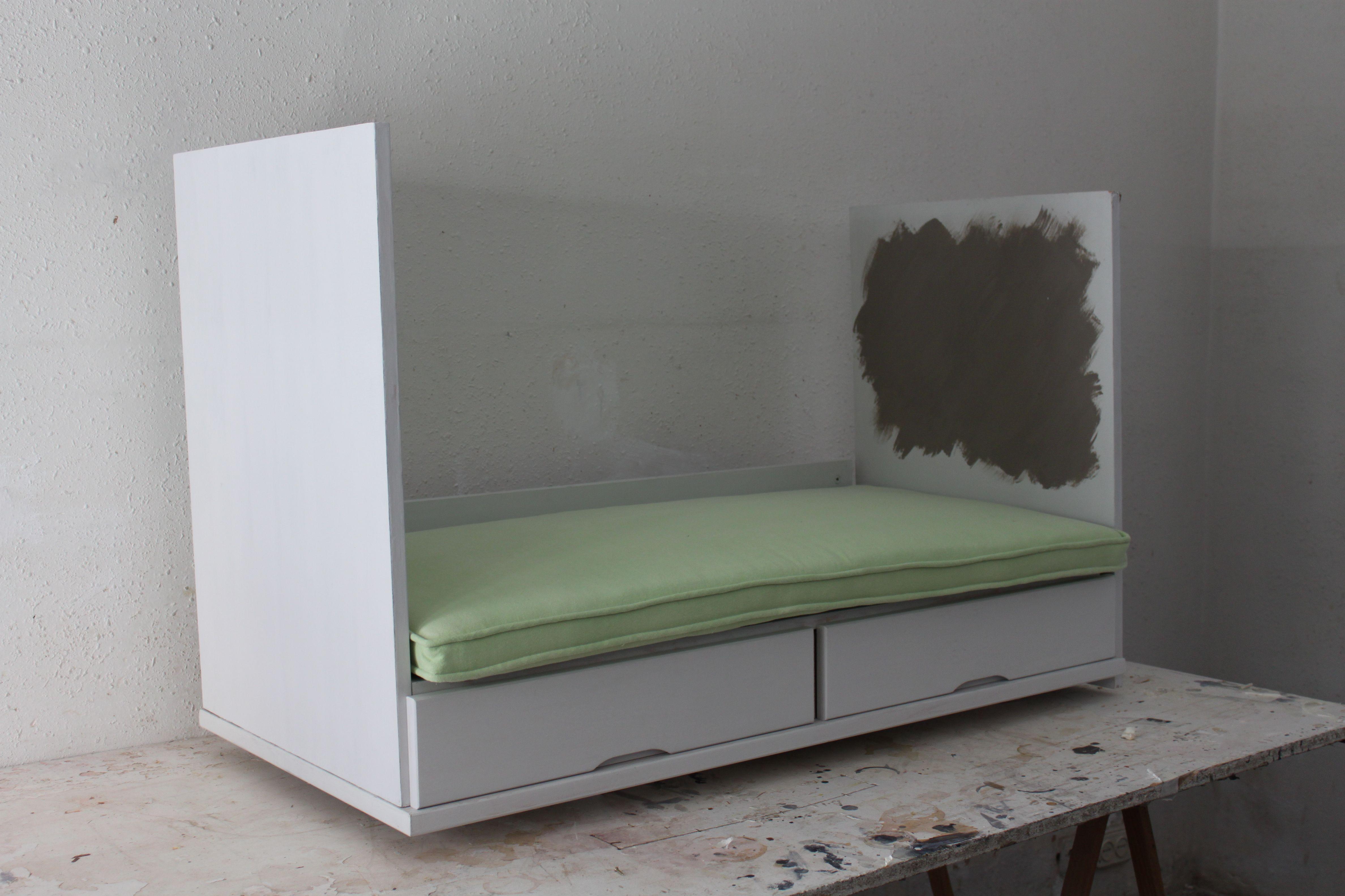 Proyecto de transformación: De mesa de despacho a mueble versátil ...