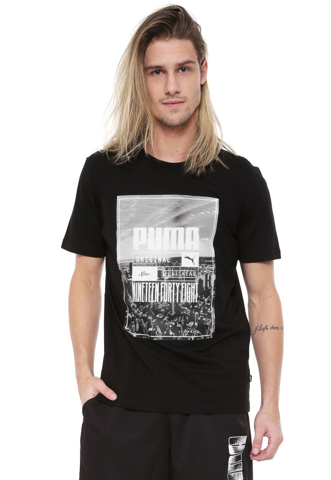 Camiseta Nike Hoops Preto Compre Agora | Dafiti Brasil