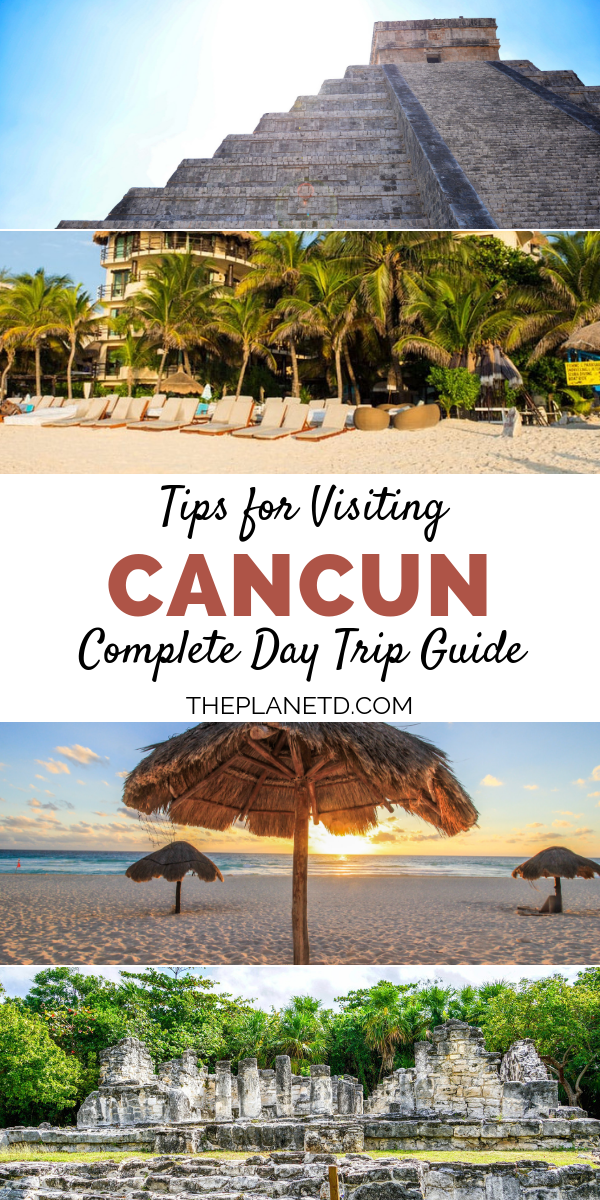 The Best Cancun Day Trips And Things To Do The Planet D Cancun Trip Mexico Travel Cancun Mexico