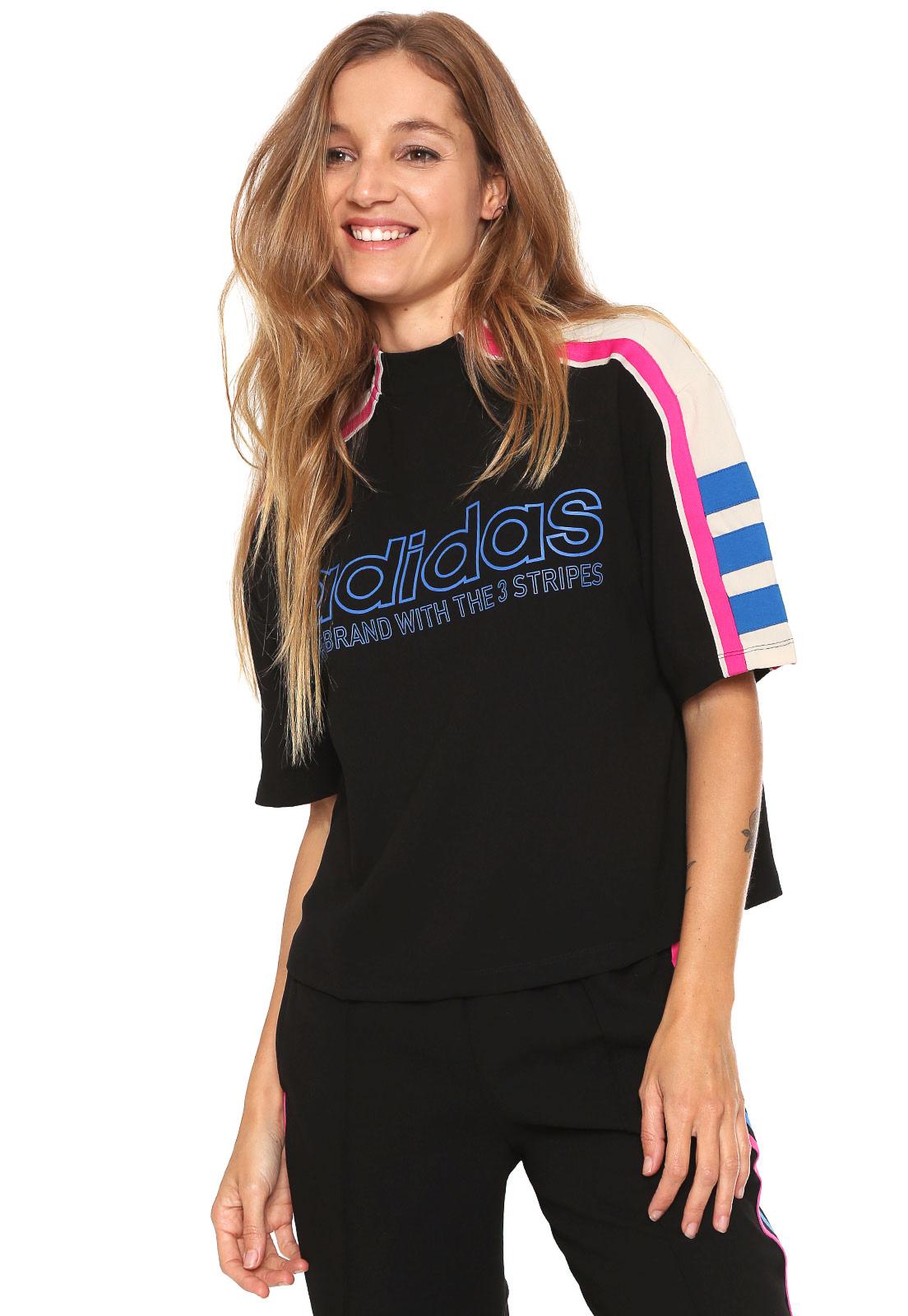 Camiseta adidas Originals Og Preta   Camiseta adidas, Adidas