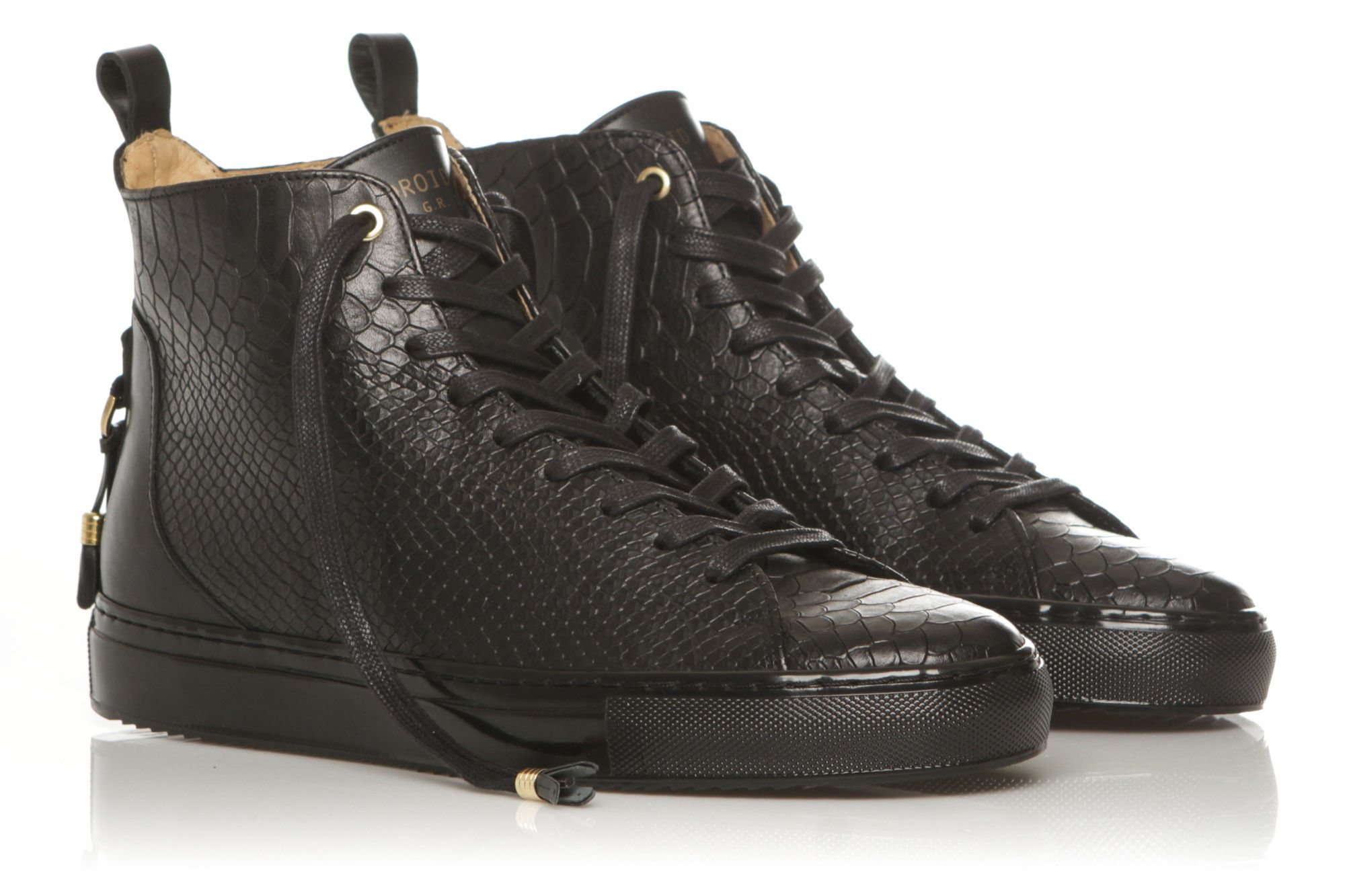 ANDROID HOMME ALFA HIGH | Dress shoes men, Shoe boots, Dream shoes
