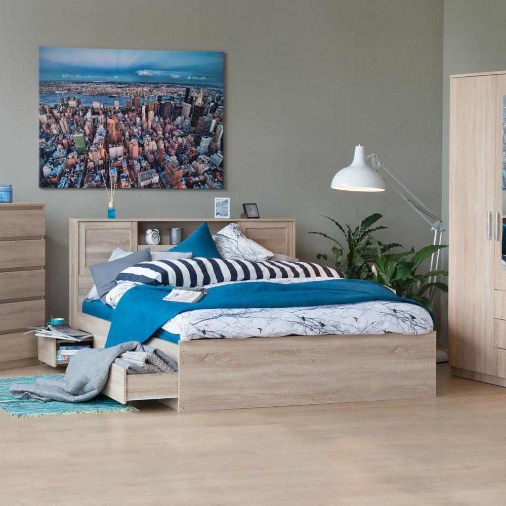 Bed Frame Ruti For Comfortable And Stylish Bedroom Set Up Jysk
