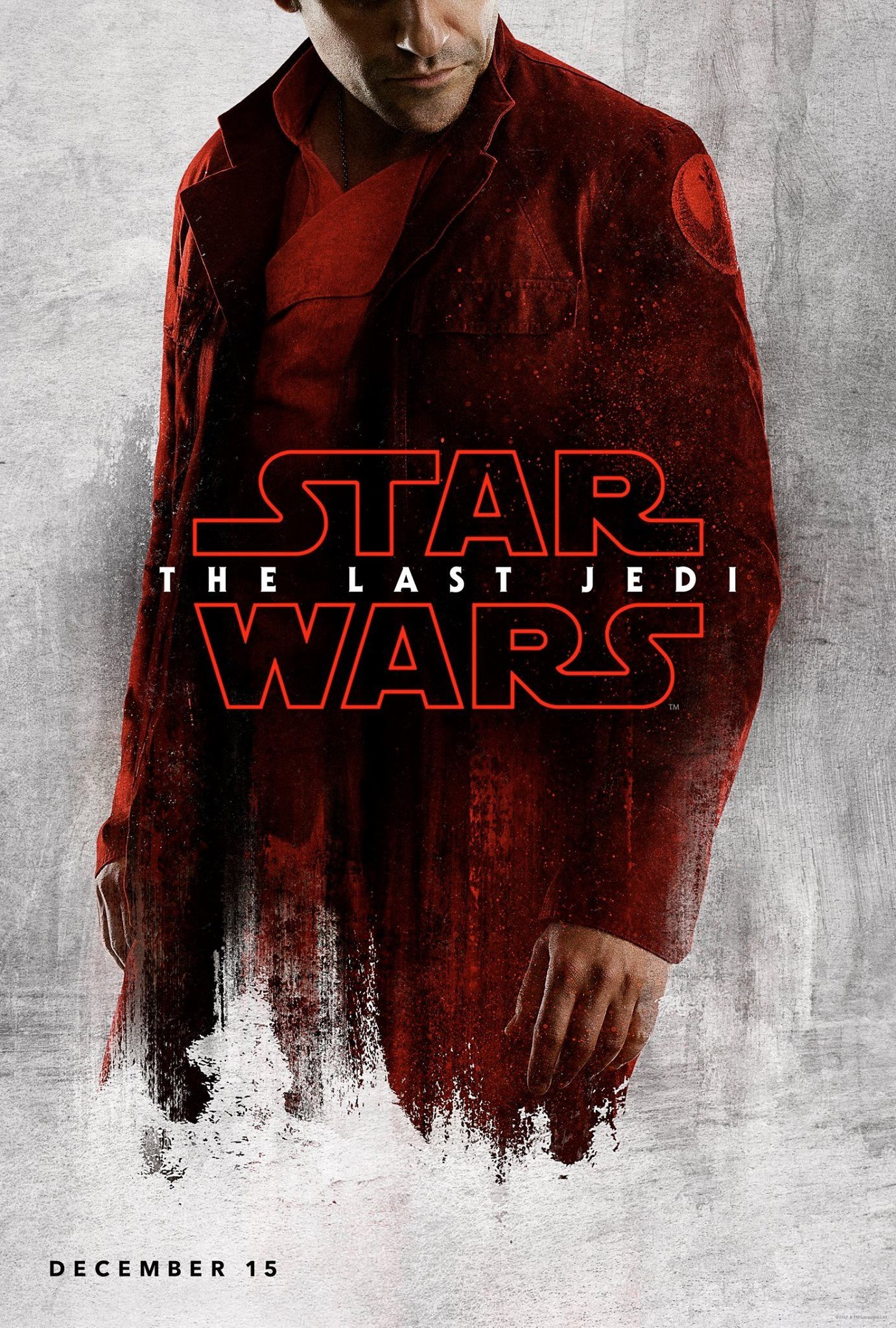 The Last Jedi Character poster #6