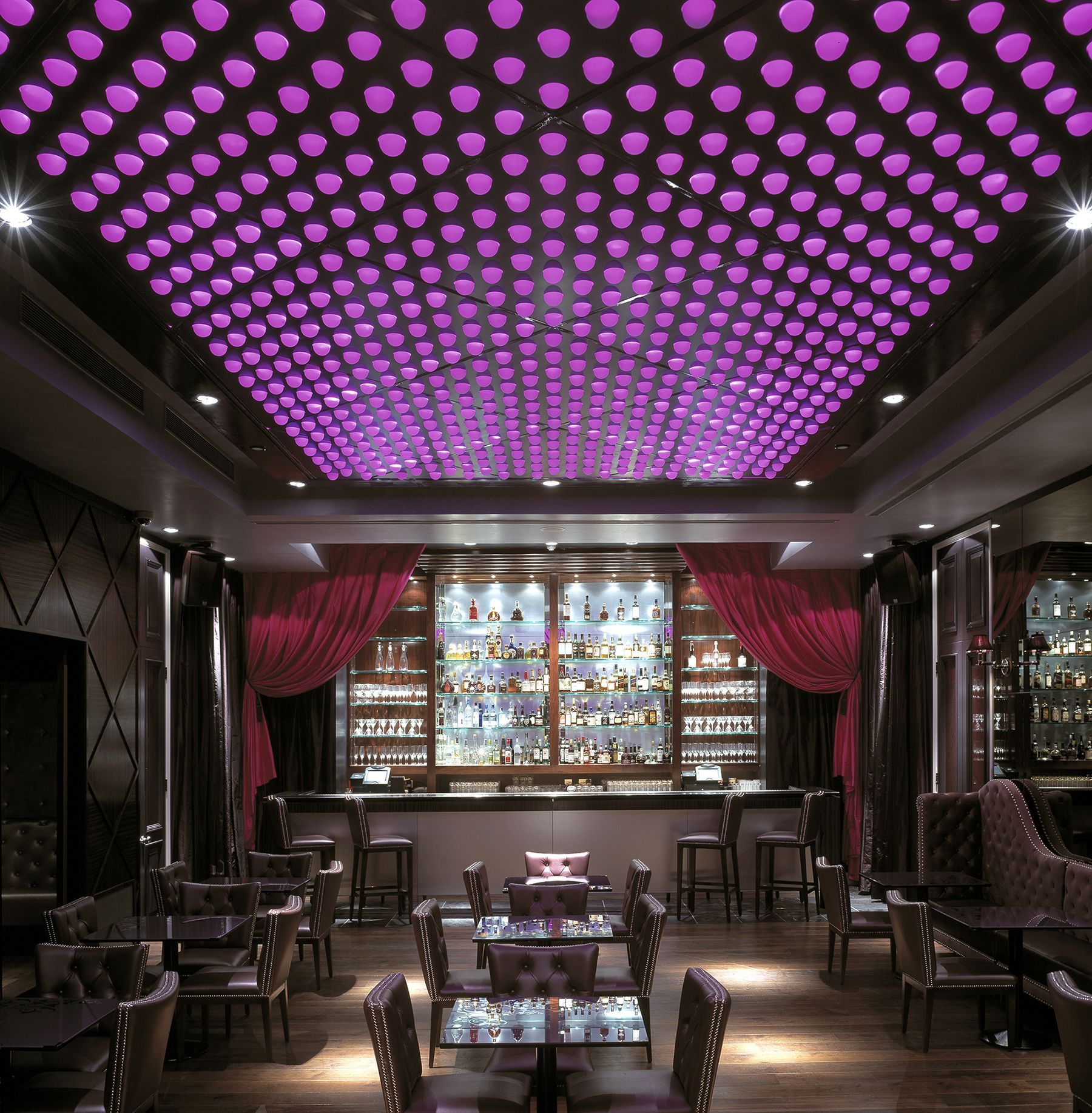 Cuckoo Club London LIGHTING into lighting INTERIOR Blacksheep
