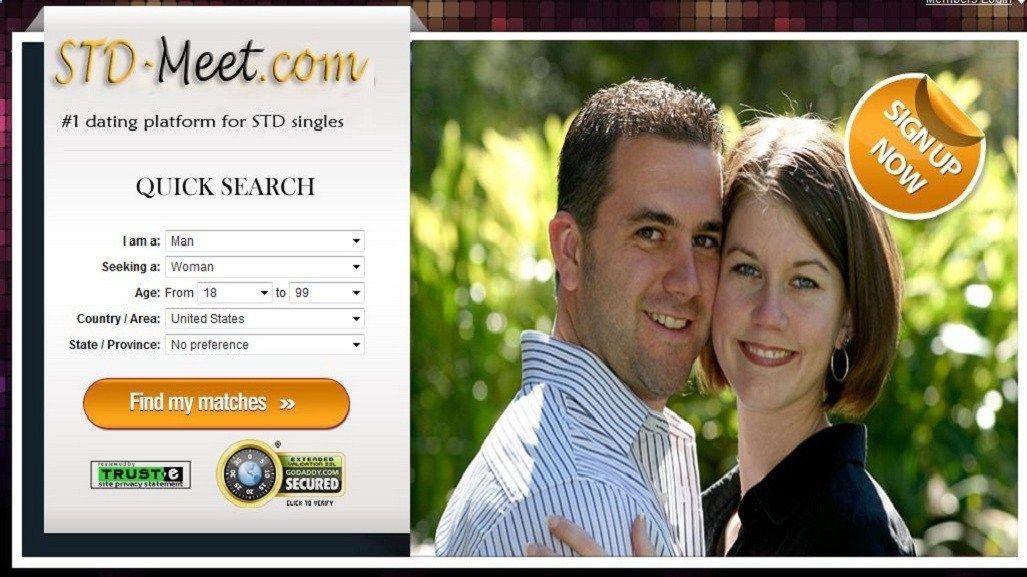 Genital warts dating website