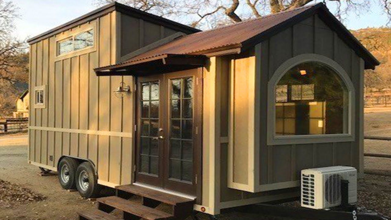 Rustic Elegance Tiny House for Sale in Tehachapi California