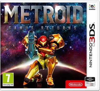 Metroid: Samus Returns download CIA & Decrypted Rom on