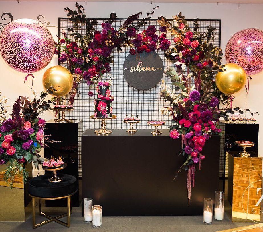 Las tendencias para decorar eventos 2018 2019 ideas para for Tendencias de decoracion
