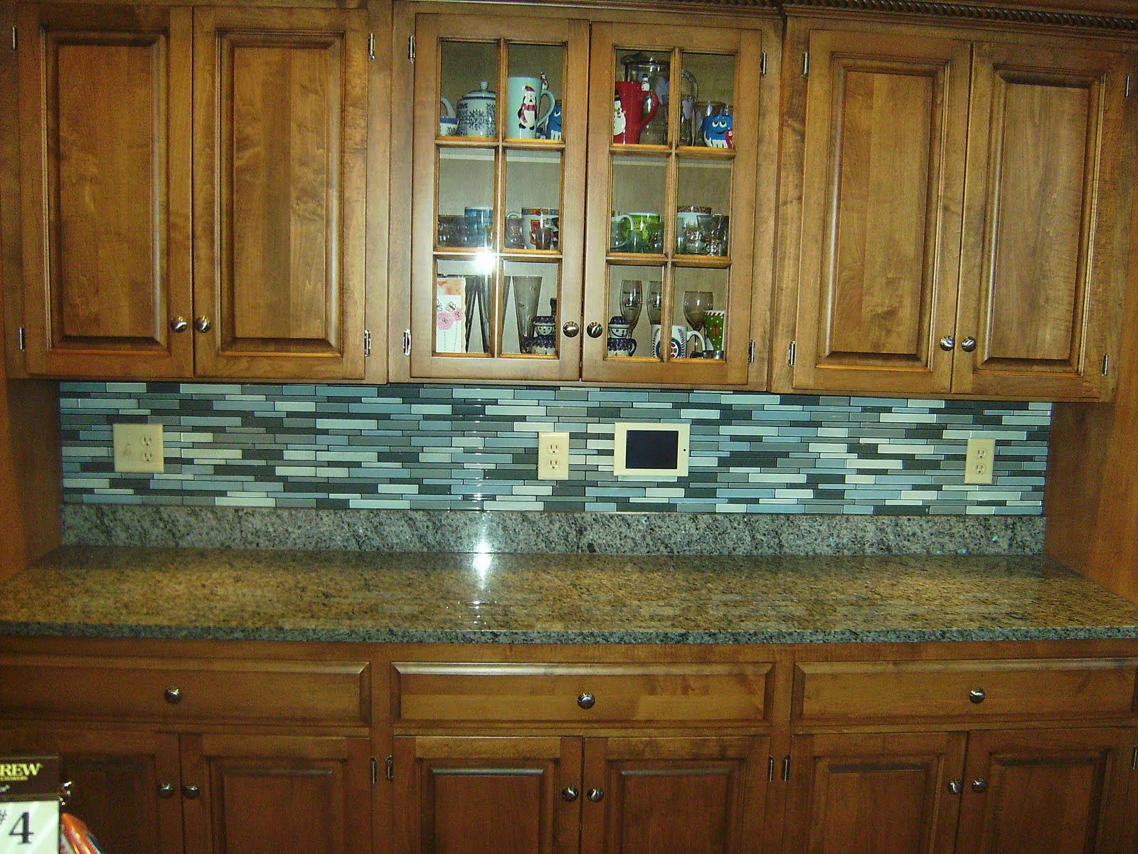 Kitchen Backsplash Glass Tile Design Ideas subway tile design mosaic 1000 Images About Tile Backsplashes Etc On Pinterest Glass Tiles Tile And Kitchen Backsplash