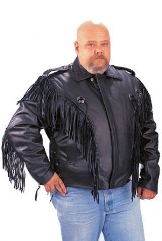 Unik Big Tall Bon Jovi Black Jacket With Fringe Black Leather Motorcycle Jacket Motorcycle Jacket Mens Leather Motorcycle Jacket