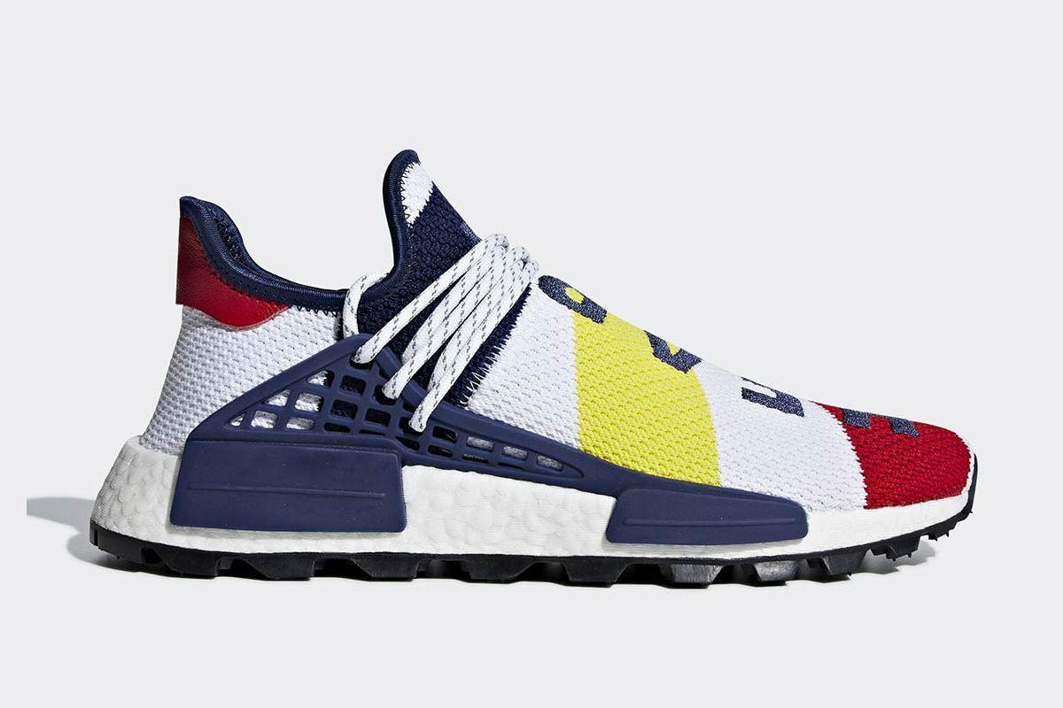 Oto oficjalne zdjęcia butów Pharrell Williams x adidas NMD