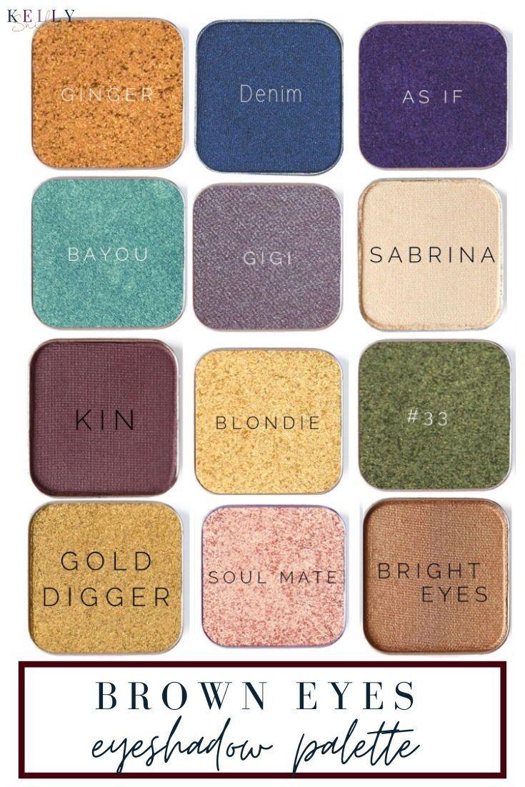 12 Perfect Colors for Brown Eyes in 2020 Makeup geek