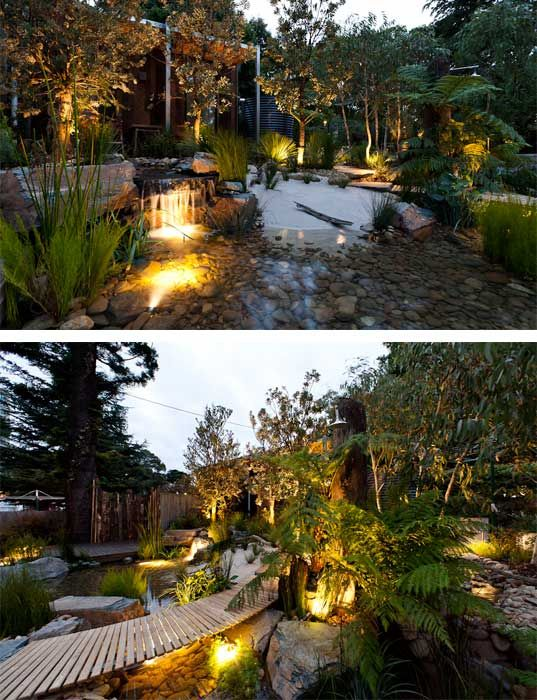 Phillip Johnson Landscapes Wins Gold For Their Sustainable Garden