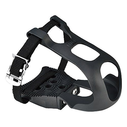 Replacement Bike Cleats Exustar Clipless Adapter Pedal With Toe Clips Straps Cleats Sold Click On The Image For Additional Deta Bike Pedals Cleats Pedal