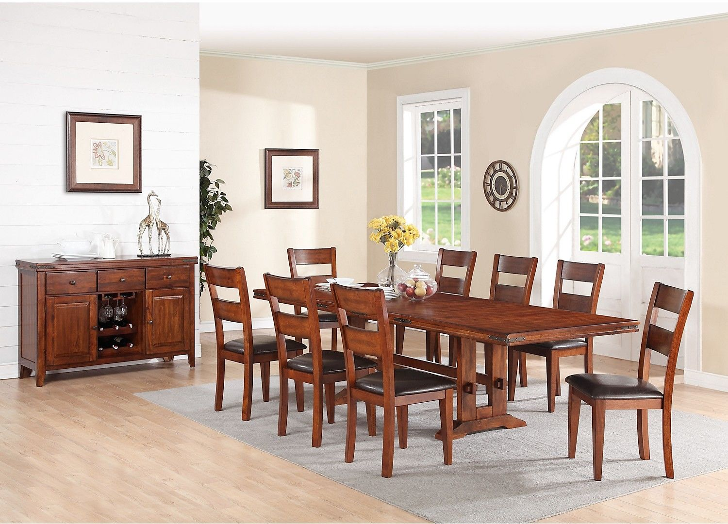 Room · Magnus 10 Piece Dining Package | The Brick