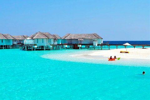 Ferie På Maldivene Og Andre Eksklusive Områder Maldivene Strender Resort