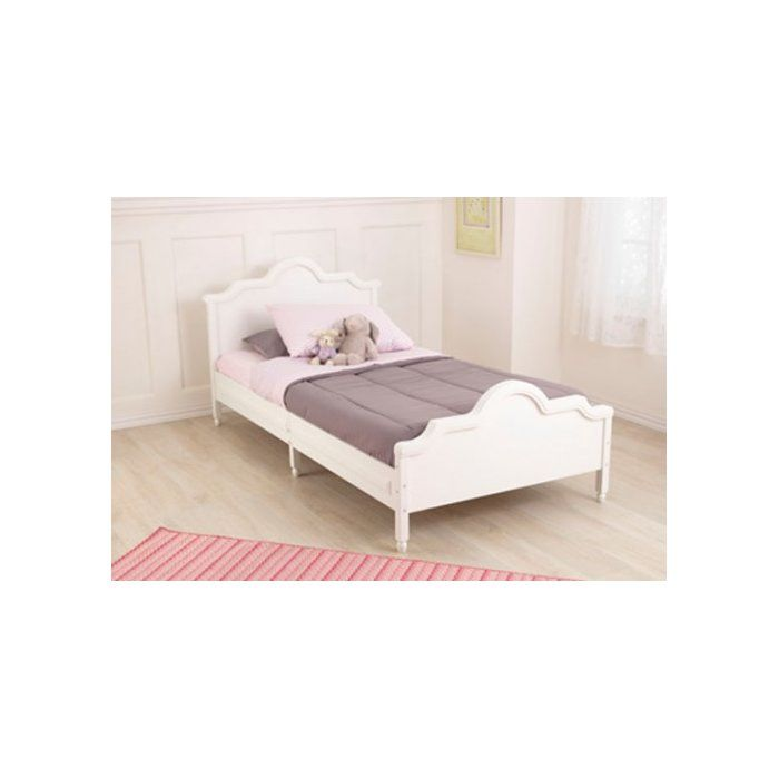 Raleigh Twin Platform Bed Toddler Twin Bed Girls
