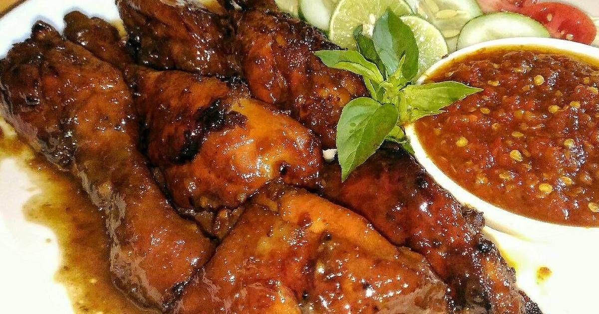 Resep Ayam Bakar Madu Oleh Adelia Sharfina Resep Resep Ayam Makan Malam Resep