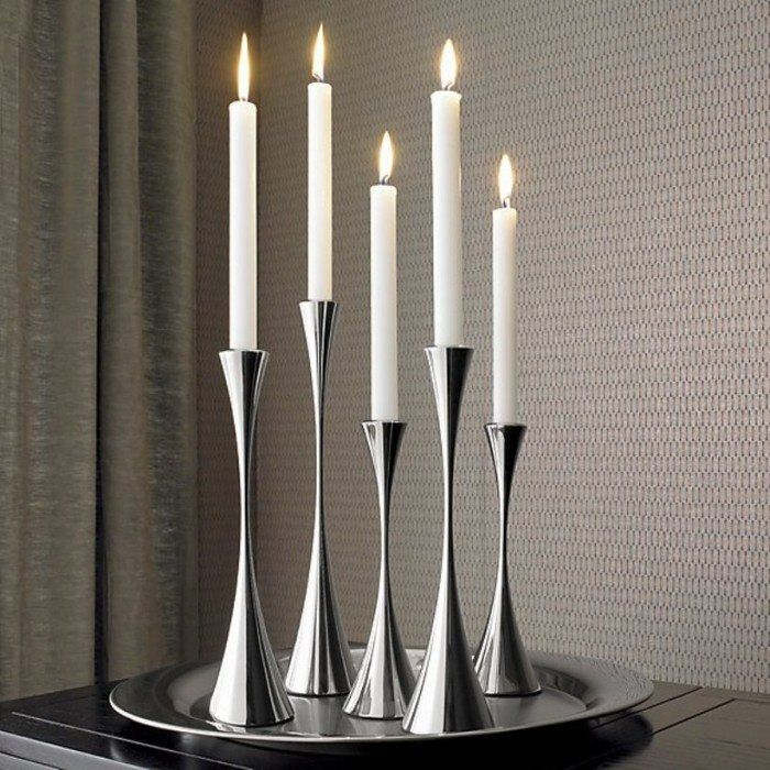 Decorative Tall Taper Candles Silver Candle Holders Candle Holders Candle Holder Set Tall taper candle holders