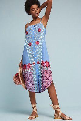 f9a73d6f14a6 SWIMWEAR | d r e s s e s | Dresses, Fashion, Blue midi dress