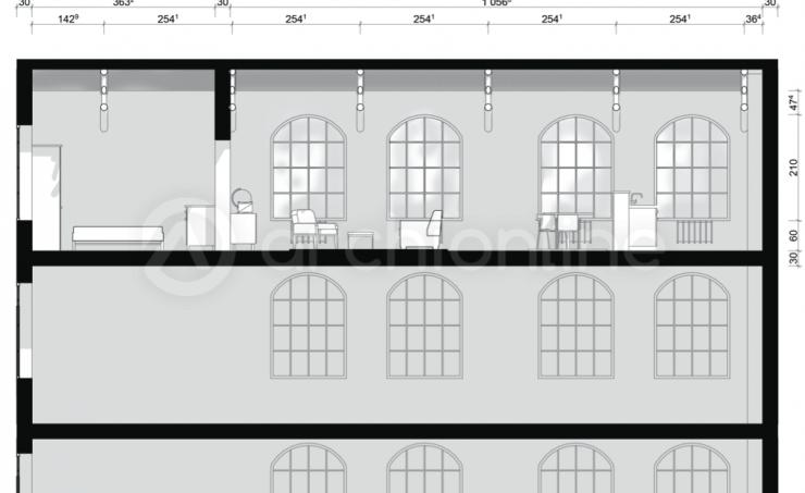 Appartement daredevil plan de maison insolite par archionline